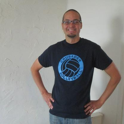 printed front of shirt