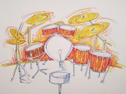 My future drum set?